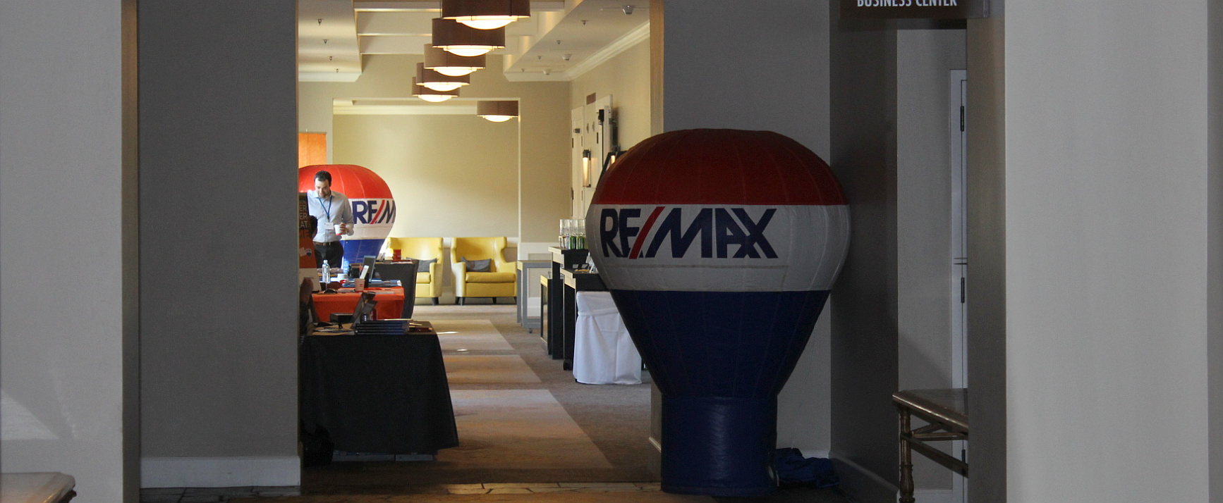 RE/MAX 6 Foot Cold Air Inflatables