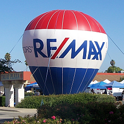 RE/MAX Cold Air Inflatables